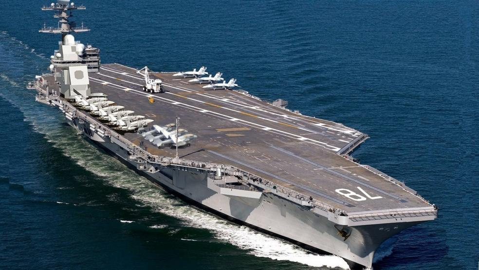 W24-USS-Gerald-Ford-Aircraft-Carrier